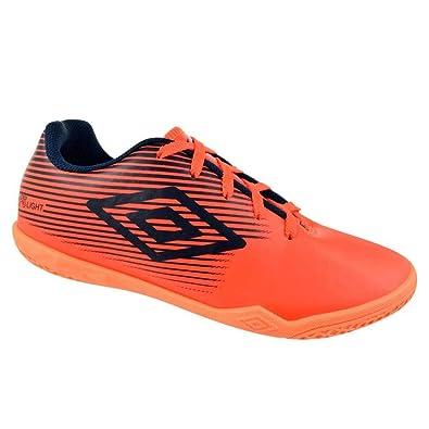 1f3b63eef7 Tênis Futsal Menino Umbro F5 Light Laranja Marinho  Amazon.com.br ...