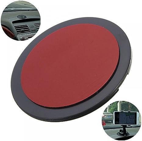 Paquete de 4 - MAXGOODS 70mm Disco de Montaje Adhesivo Ventosa ...