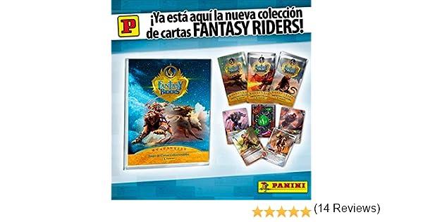 Panini megapack Lanzamiento Fantasy Riders