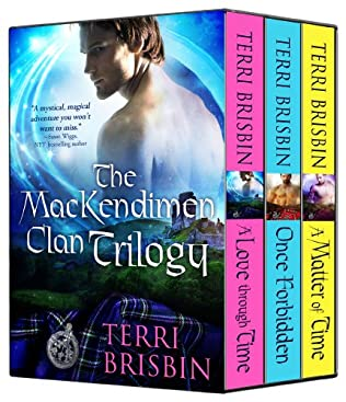 book cover of The MacKendimen Clan Trilogy