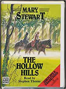 Hollow Hills Mary Stewart 9780745140520 Amazon Com Books border=