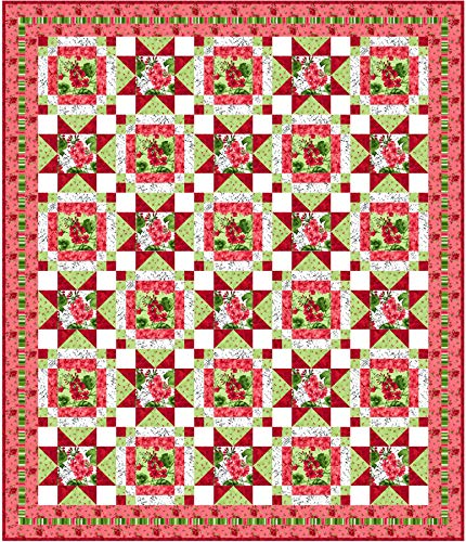 Chloe Quilt Kit Maywood Studio