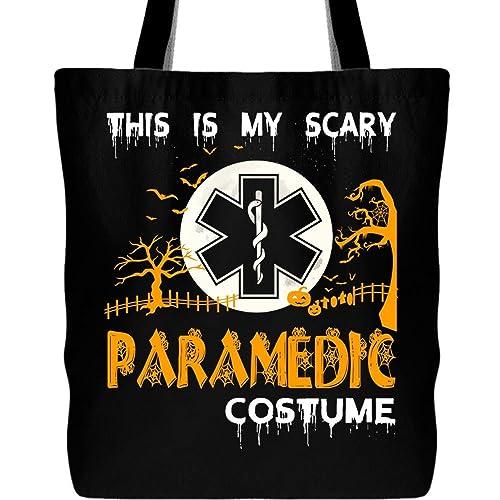Amazon.com: I m a paramédico bolsas, My Scary Disfraz de ...