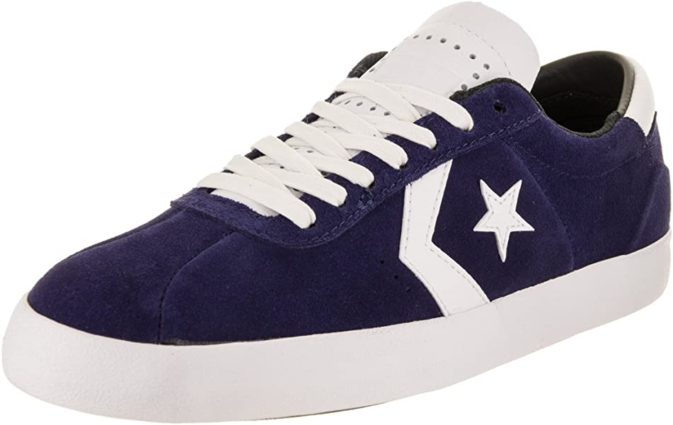 1a7f5d62298fe4 Converse Unisex Breakpoint Pro Ox Midnight Indigo White Casual Shoe 8 Men  US