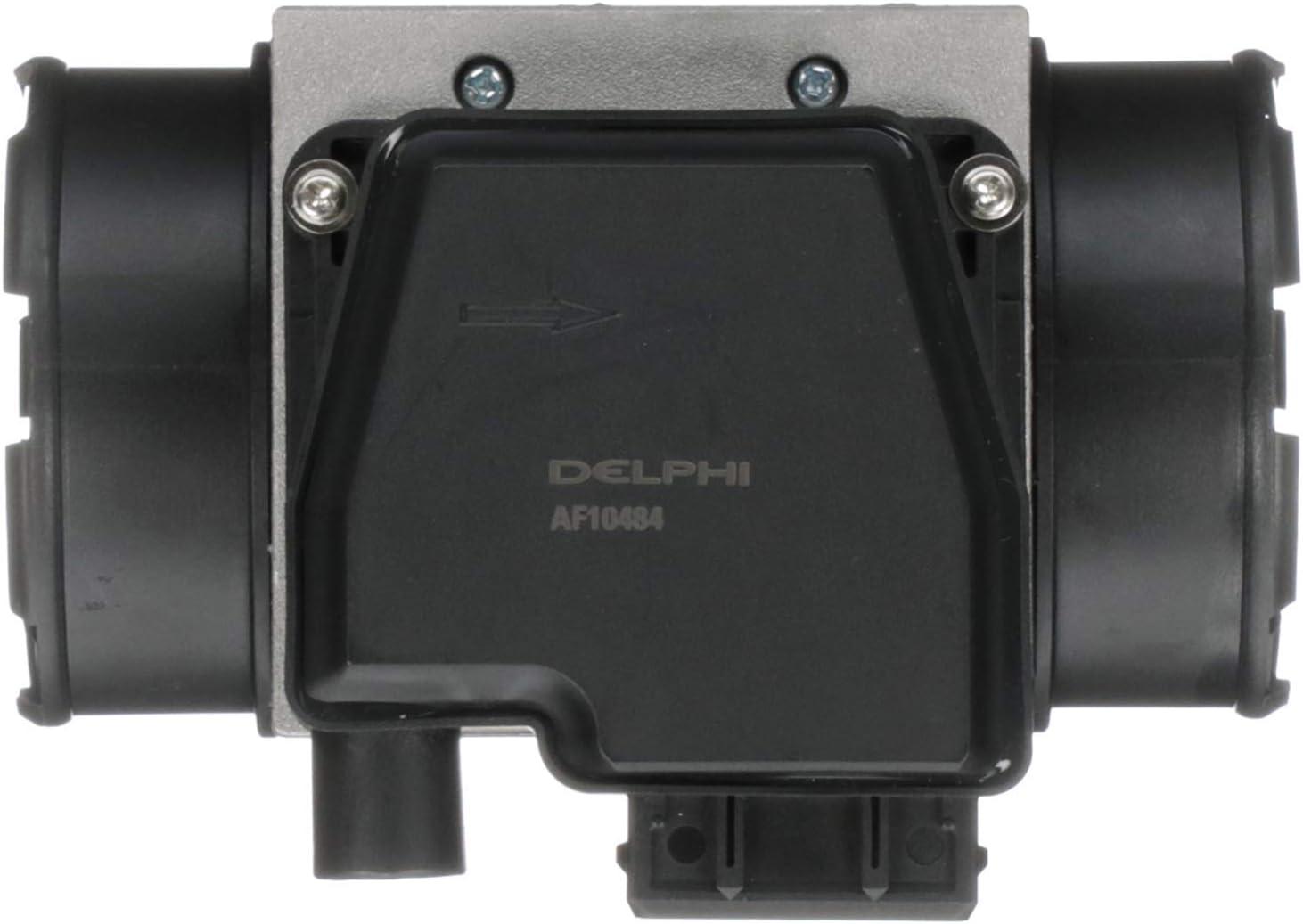Delphi AF10484 Mass Air Flow Sensor-Complete Assembly