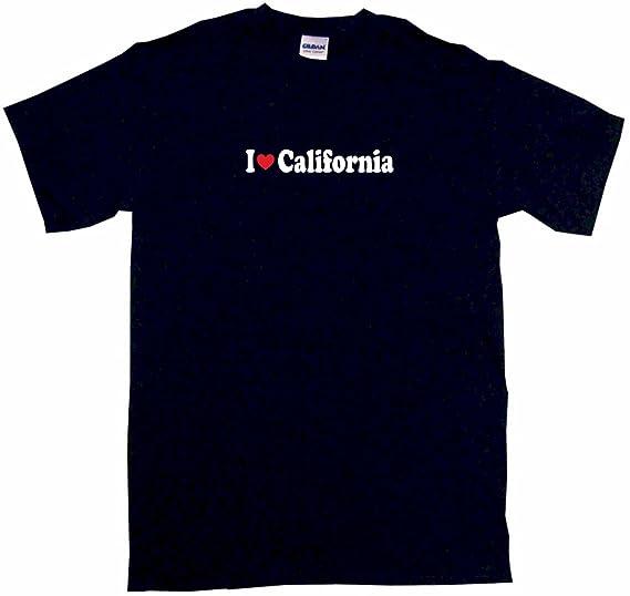 I Love Heart California Kids T-Shirt