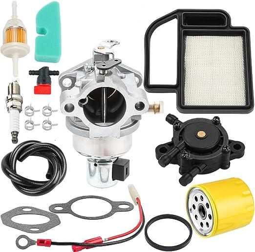 Carburetor air filter for Kohler SV590 SV600 SV610 15-21HP Engine 20-853-33-S