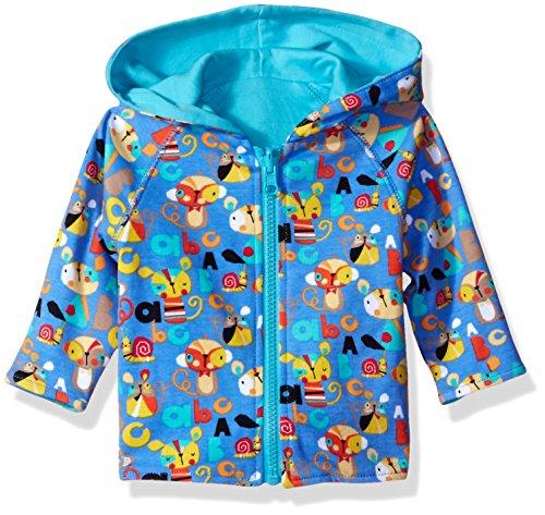 Zutano Baby Printed Reversible Jacket, Playtime, 18 Months