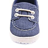 CHANTOO Infant Canvas Moccasins Shoes for Girl/Boy