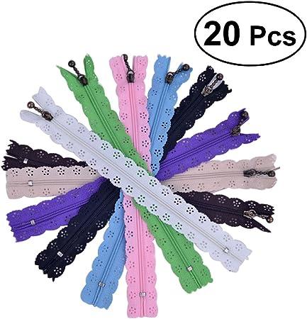 Material: Nailon. Tamaño: 35cm/13,7pulgadas.,Estas son cremalleras de nailon con dientes de plásti