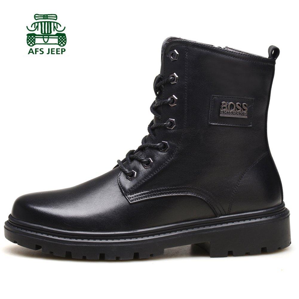 AFS JEEP - Botas de agua Hombre , color negro, talla 42.5 EU: Amazon ...