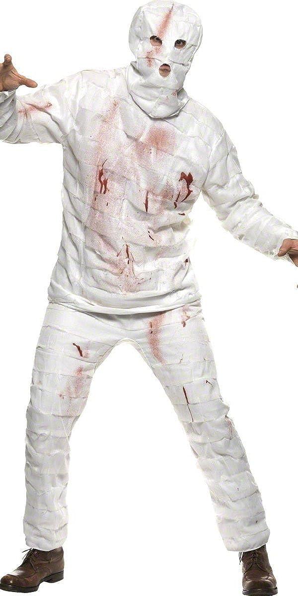 Disfraz Halloween Carnaval Adulto Momia egipcia Horror Smiffys ...