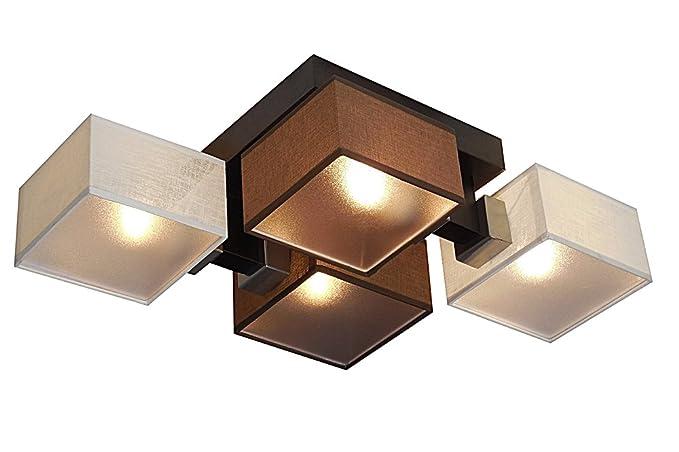 Lámpara de techo - WeRo Diseño barsa de 016 a - Lámpara de ...