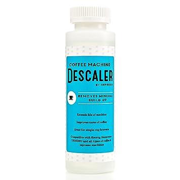 Descalcificador (2 usos por botella) – fabricado en los Estados Unidos – Solución antical
