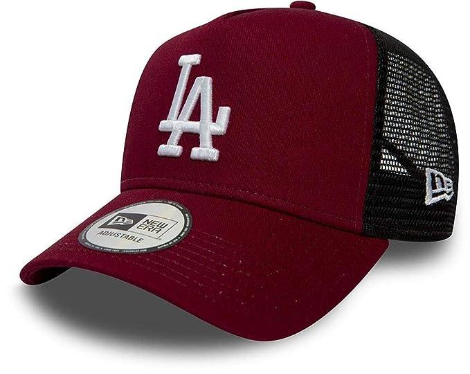 c63809c13b5a New Era League Essential LA Dodgers casquette trucker  Amazon.fr  Vêtements  et accessoires
