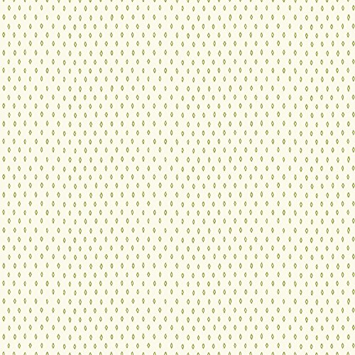 York Wallcoverings MS6419 Modern Shapes Marquise Wallpaper, White, Yellow/Green (Marquise Wallpaper)