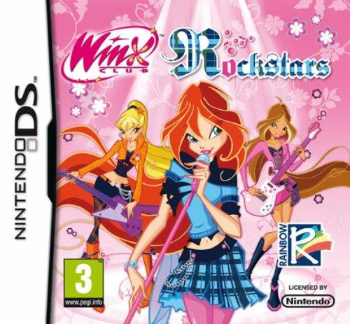 (WinX Club Rockstars (Nintendo DS))