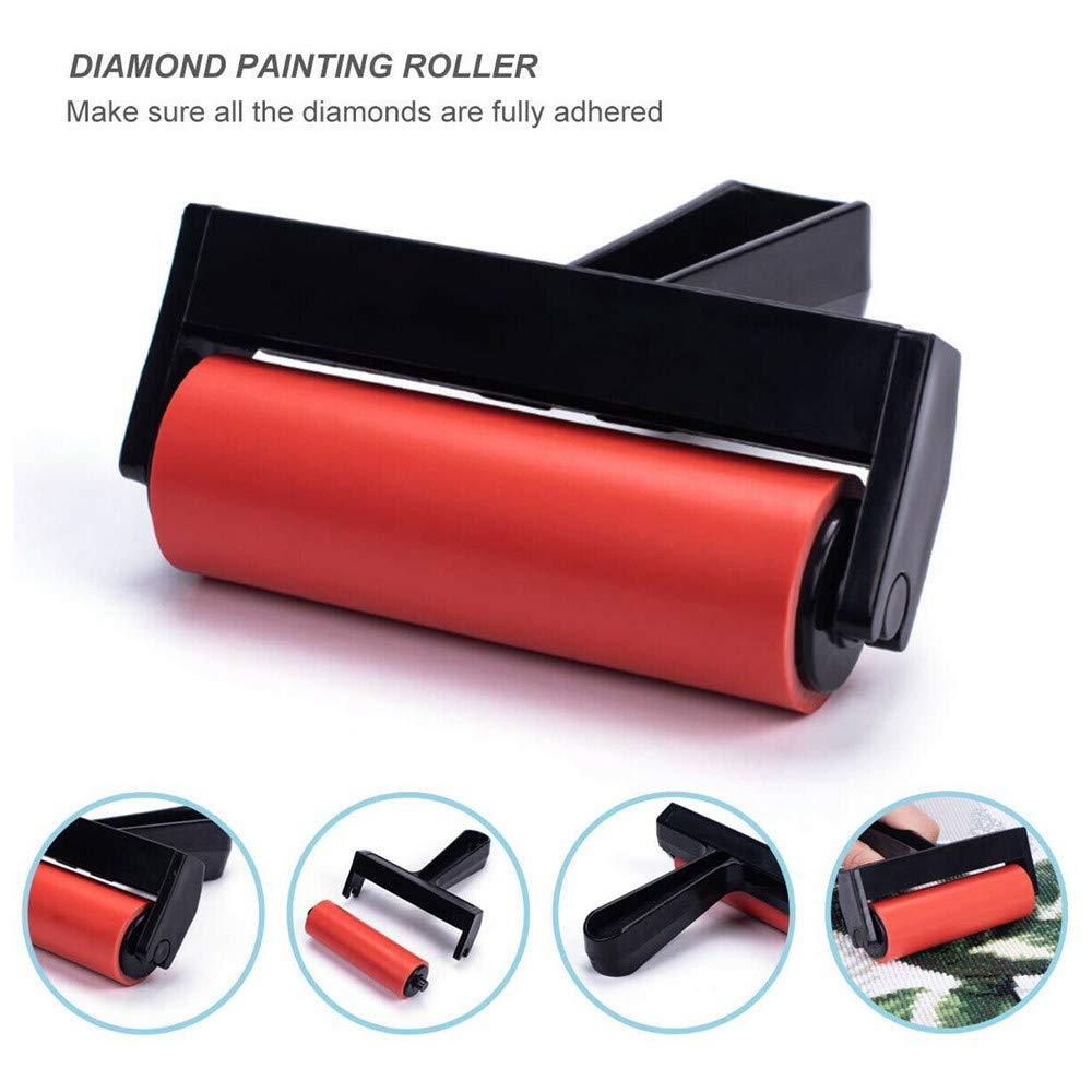 LQKYWNA 22 PCS Diamond Embroidery Box 5D Diamond Painting Kit De Accesorios Completo para Diamond Bordado Manual DIY Art Craft