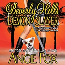Beverly Hills Demon Slayer: Biker Witches Mystery, Book 6 | Livre audio Auteur(s) : Angie Fox Narrateur(s) : Tavia Gilbert