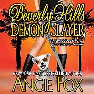 Beverly Hills Demon Slayer Audiobook