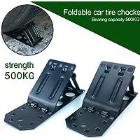 iBàste 2Pcs Universal Car Tire Slipper Parking Locator