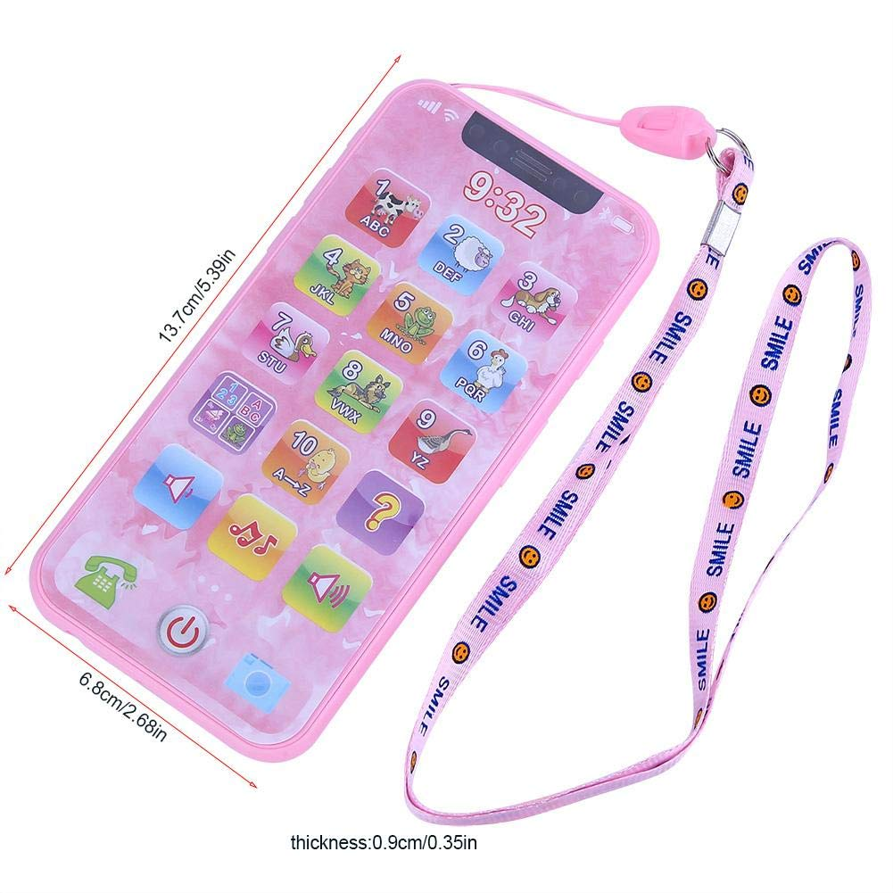 Telefono de juguete para Bebé, Música Juguete Electrónico ...