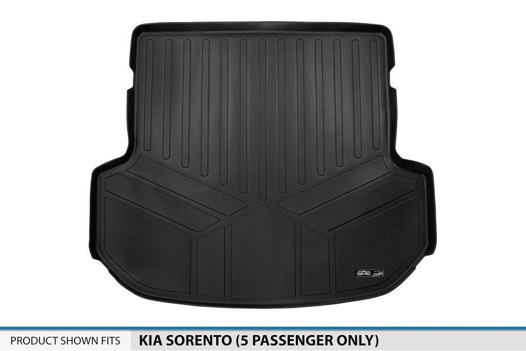 5-Passenger MAXLINER D0209 Tray Cargo Liner for Kia Sorento 2016-2017 Black