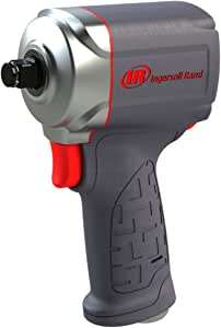 "Ingersoll Rand 15QMAX 3/8"" Ultra-Compact Impact Wrench with Quiet Technology"