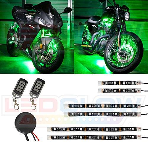 LEDGlow Advanced Flexible Motorcycle Lighting product image