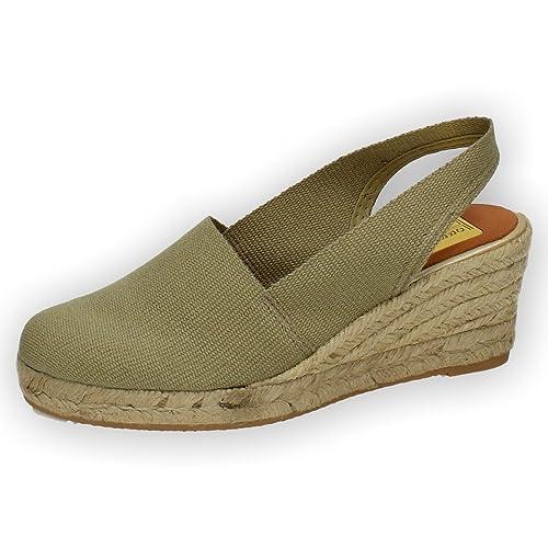 TORRES PELOTARI Alpargata DE Lino Mujer Alpargatas Lino 36: Amazon.es: Zapatos y complementos