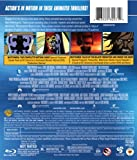 Watchmen: The Complete Motion Comic / Watchmen: Tales of the Black Freighter & Under the Hood (BD) (DBFE) [Blu-ray]