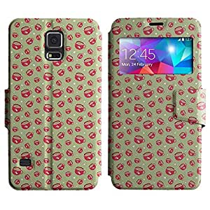 Shell-Star ( Republic Of Gamers ) Fundas Cover Cubre Hard Case Cover para LG Google NEXUS 5 / E980