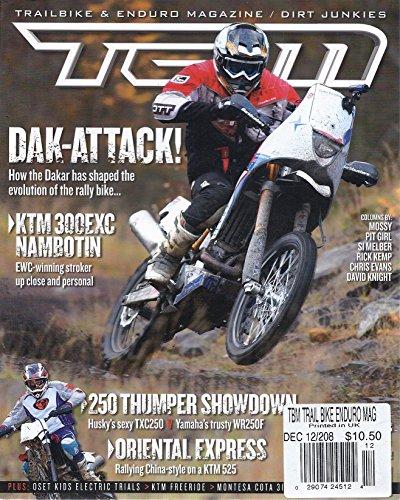 TBM Trail Bike & Enduro Magazine (#208 - December 2012)
