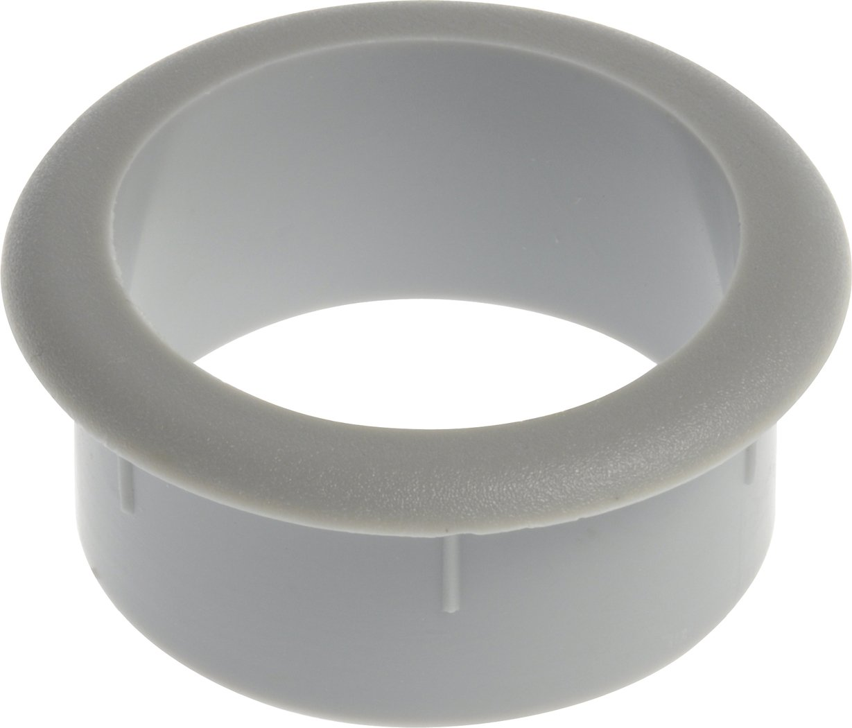 The Hillman Group 59339 1-1/2-Inch Grey Grommet without Cap, 2-Pack