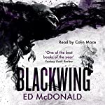Blackwing: The Raven's Mark, Book 1 | Ed McDonald