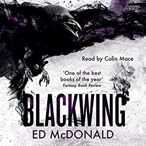 Blackwing Audiobook