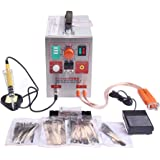 Battery Spot Welder 709A, KNOKOO 2 in 1 1.9kw LED Pulse Sunkko Battery Spot Welding Machine for 18650 16430 14500 Battery Pack