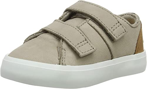 Timberland Newport Bay Leather 2 strap, Baskets Mixte Enfant