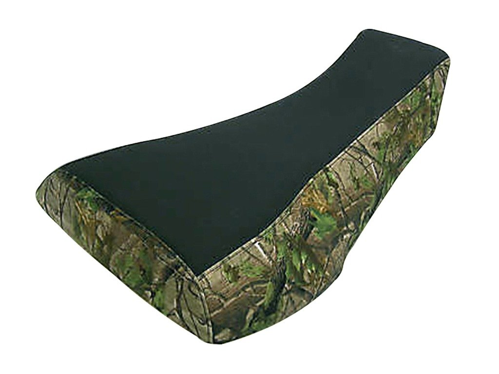 Arctic Cat 400 500 650 Black Camo Seat Cover