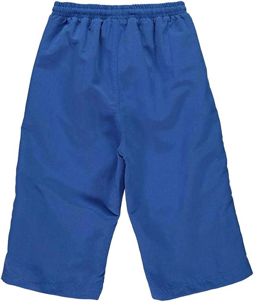 Slazenger/ Boys Three Quarter Track Pants Mesh Lining