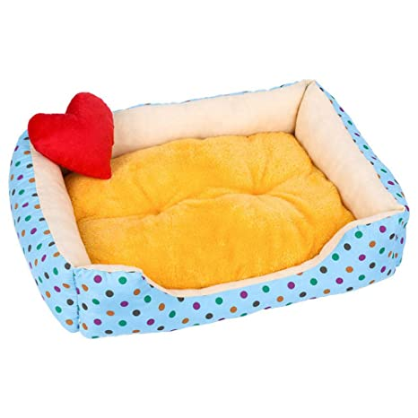 CLIN Warm Owl Casa de Perro para Perros pequeños, medianos y ...