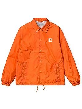 Carhartt WIP Hombre Chaquetas Sports Coach Jacket: Amazon.es: Deportes y aire libre