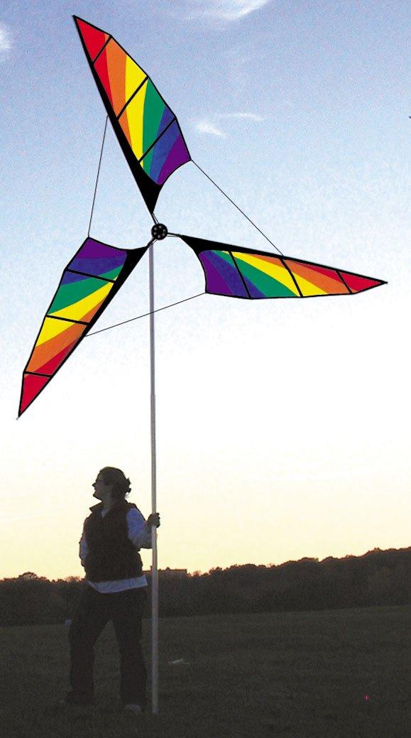 Premier Kites Riesen Windrad XL (9,5 Fuss)