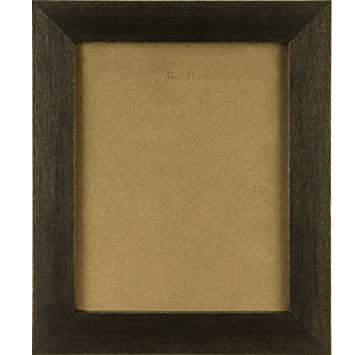 craig frames 15driftwoodbk 24x36 pictureposter frame wood grain finish 1