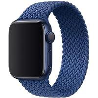YGGFA Nieuwste Charcoal Gevlochten Solo Loop horlogeband Voor Apple Watch 1 2 34 5 6 iwatch 38mm 42mm 40mm 44mm nylon…