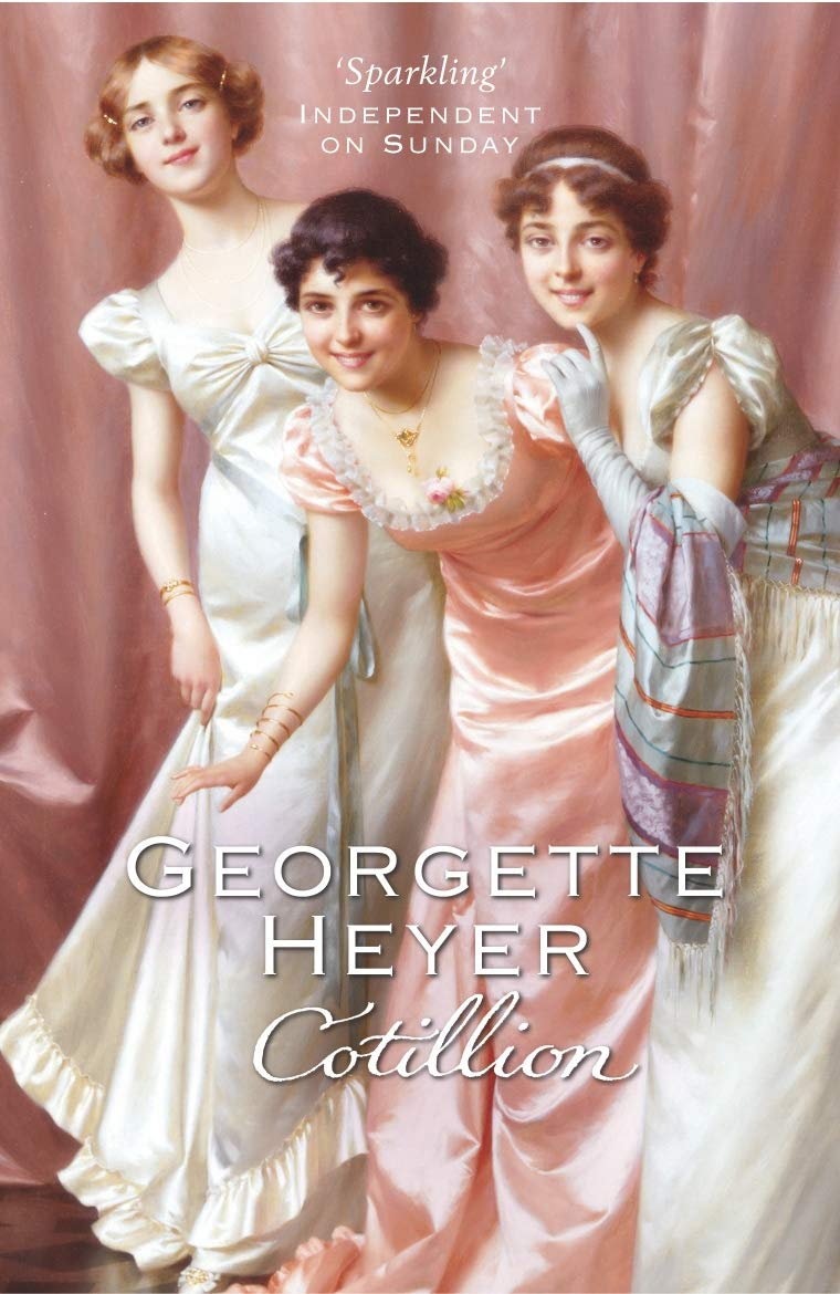 Cotillion: Amazon.co.uk: Heyer, Georgette: 9780099474371: Books