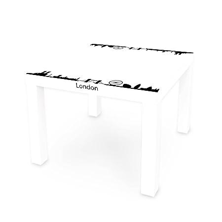 Diseño de pegatinas banjado caja plegable para mueble IKEA 55 x 55 ...