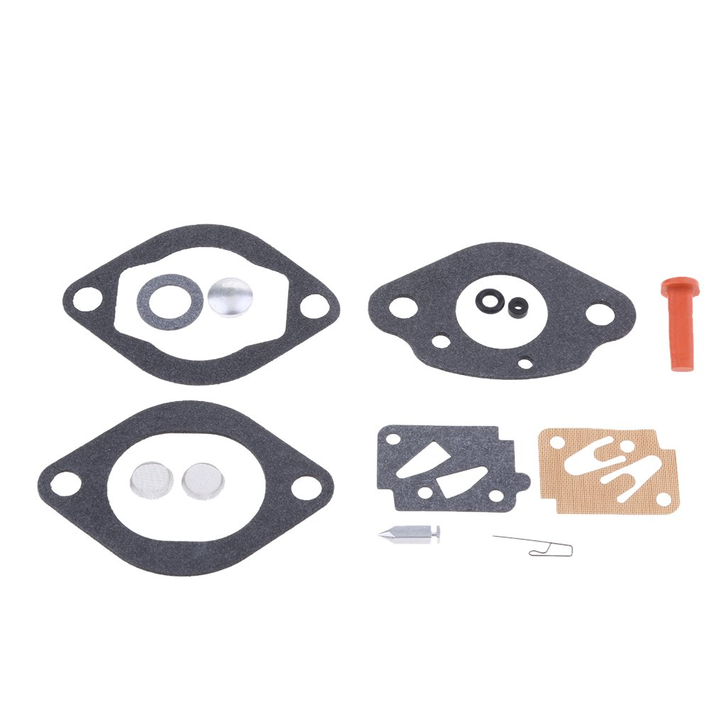 MagiDeal Carburetor Repair Kit for Eska/Sears/Ted Williams/Tecumseh Outboard Motors non-brand