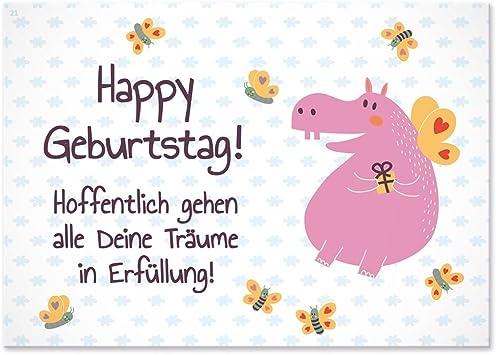 Herzliche Gluckwunsche Zu Deinem Geburtstag Geburtstag Karte