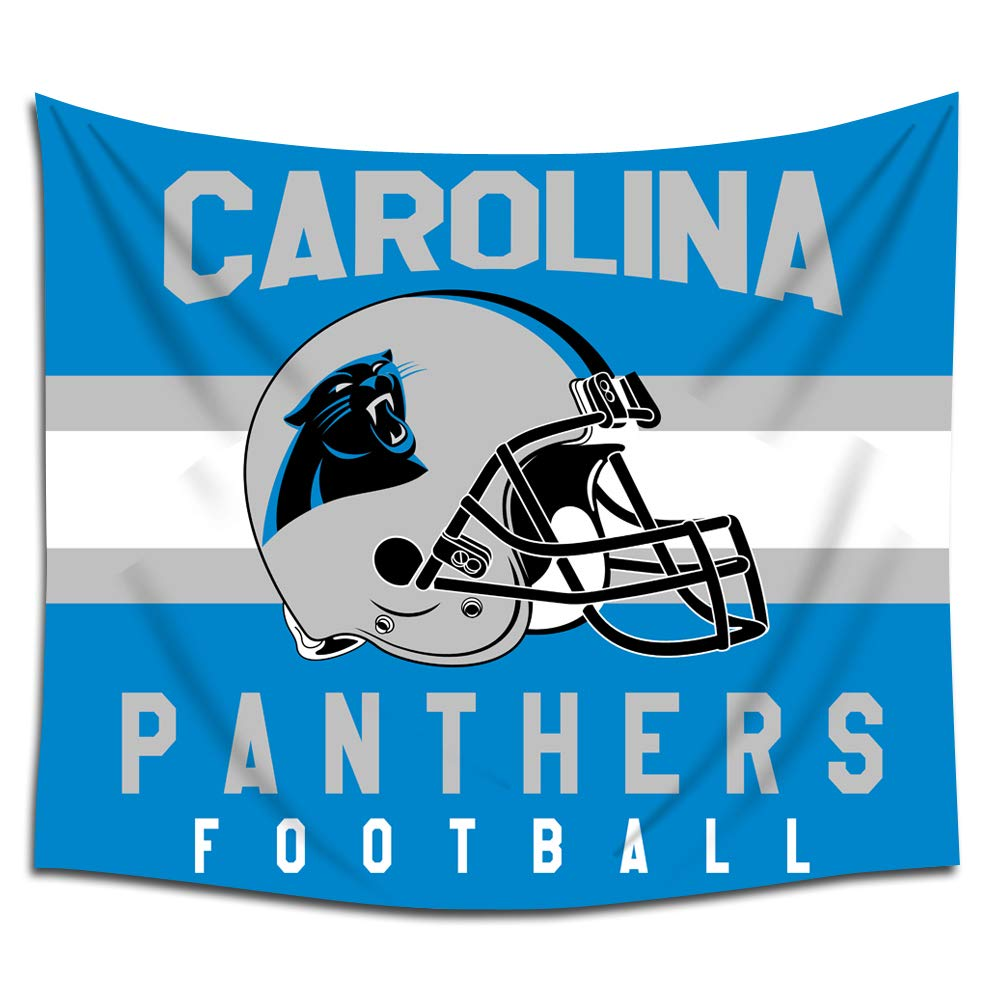 Buy Jacoci Carolina Panthers Wall Tapestry Hanging Stripe Design For Bedroom Living Room Dorm Handicrafts Curtain Home Decor Size 50x60 Inches Online At Low Prices In India Amazon In